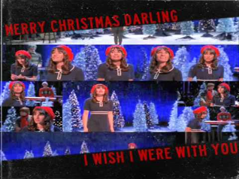Glee - Merry Christmas Darling (Acapella)