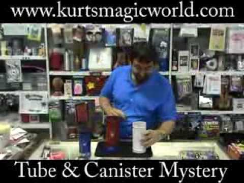 Tube & Canister Mystery