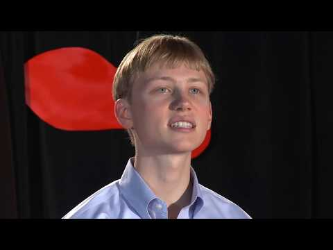 Breaking barriers of autism: the power of kindness and friendship | Benjamin Tarasewicz | TEDxCU