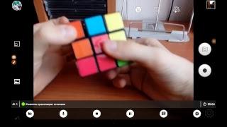 Видеоурок как собрать кубик рубика
