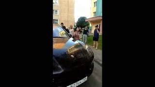 П'яна на Porsche Сауеппе Пінськ 9 червня 2019