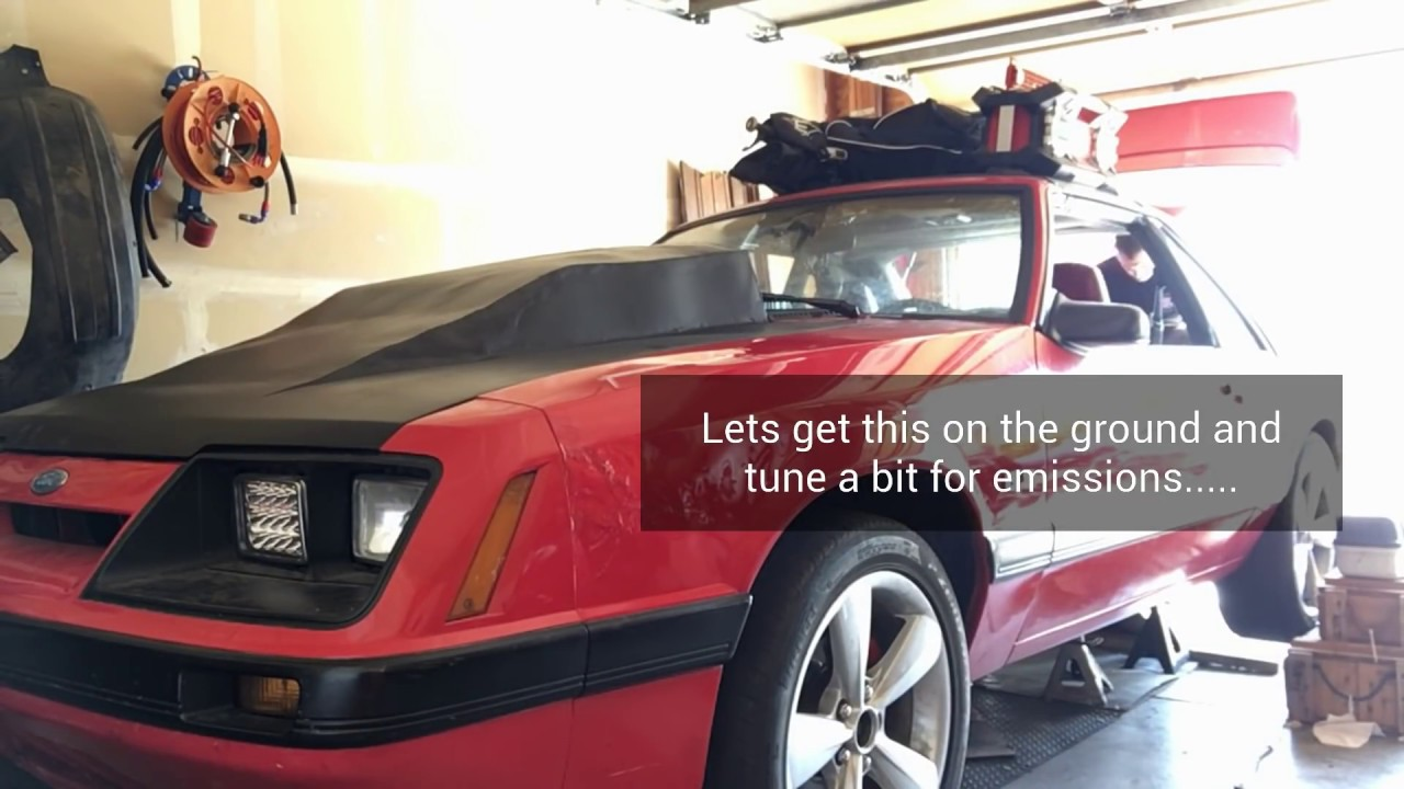 Emissions Testing My Supercharged 408 Clevor - Can a Racecar Pass?