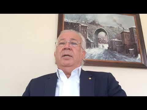 Eşref Hamamcıoğlu, Galatasaray'da dengeli ve şeffaf bir yapı vadediyor