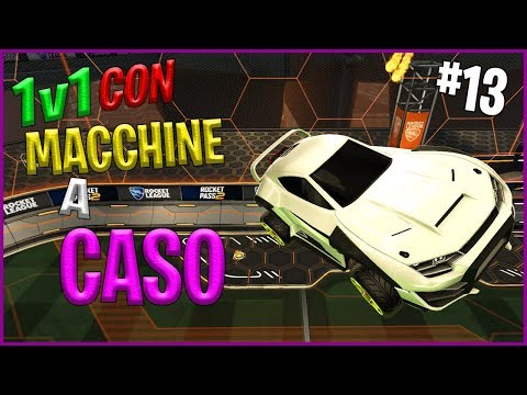 1v1 Con Macchine Casuali - Rocket League DUELLO ITA [#13] thumbnail