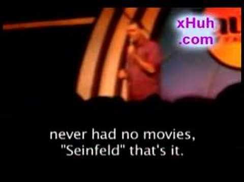 Kramer's Racist Comedy Show