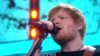 Castle On The Hills - Shape Of You - Brit Awards 2017 ( Vietsub)
