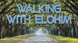 Walking With Elohim!
