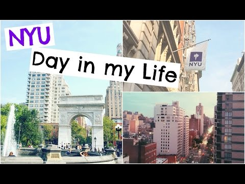 Day in the Life of an NYU Student #2