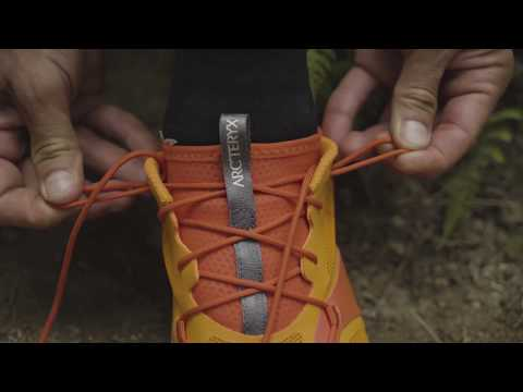 Arc'teryx Tips: Preventing heel slip while running with Adam Campbell