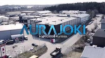 Aurajoki Oy:n esittelyvideo