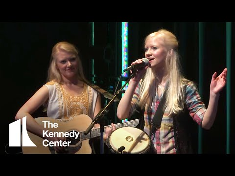 The Gothard Sisters - Millennium Stage (May 23, 2016)