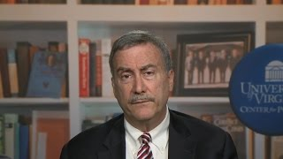 Larry Sabato: Democrats seem willing to reunify