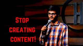 Joker, TV Shows & Content Overload | Stand-Up Comedy by Mohd Suhel