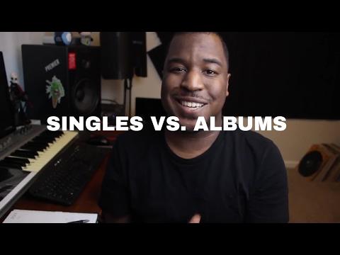 Music Marketing - SINGLES VS ALBUMS | #IndieMinute