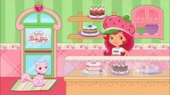 Strawberry Shortcake Bake Shop Game For Kids Strawberry Shortcake Episodes Baking Games For Kids