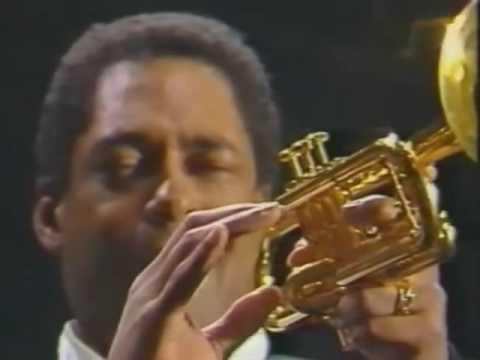 Caravan - Dizzy Gillespie, Jon Faddis, Arturo Sandoval, Slide Hampton & Johnny Griffin