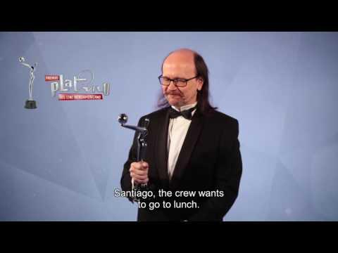 Santiago Segura nos presenta los III Premios Platino del Cine Iberoameriano
