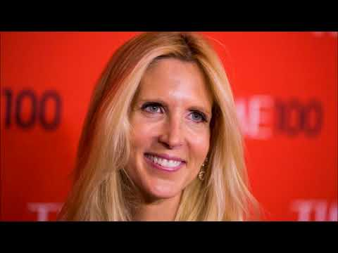 Coulter to President Trump: Clear The White House, Start Over!