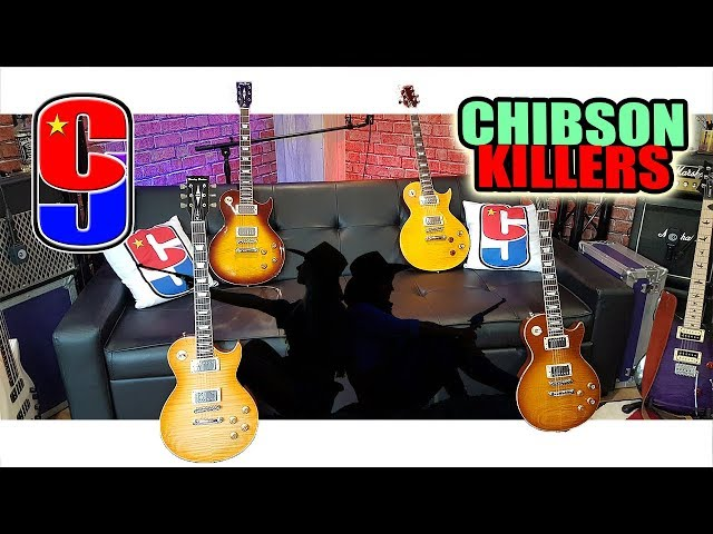 Chibson Killers?   Best Legal Alternatives