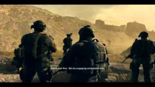 Medal of Honor 2010 Gameplay E5300 9500gt high settings
