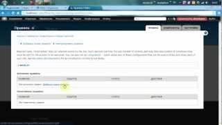 видео Hook_menu drupal создание страниц через модуль