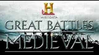 Arkon Rhys Plays...HISTORY Great Battles Medieval Tutorial PS3