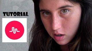 Tutorial Musical.ly   Español   Spanish