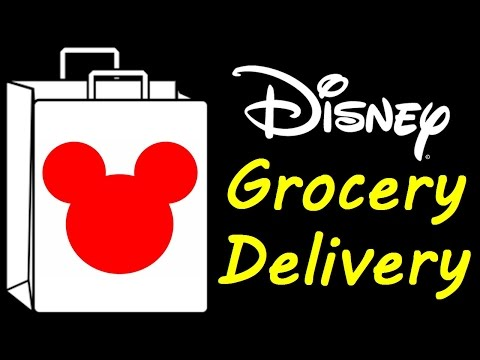 Disney World Grocery Delivery By Amazon Prime Now To Art Of Animation  Resort - At Walt Disney World