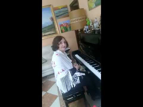 Algeciras Novia Guapa del Sol Mi Profe PIANO