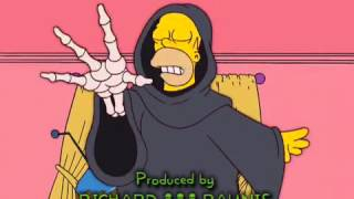 The simpsons LA MORT