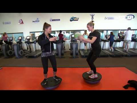 Tamsin Greenway's Netball Training Tips