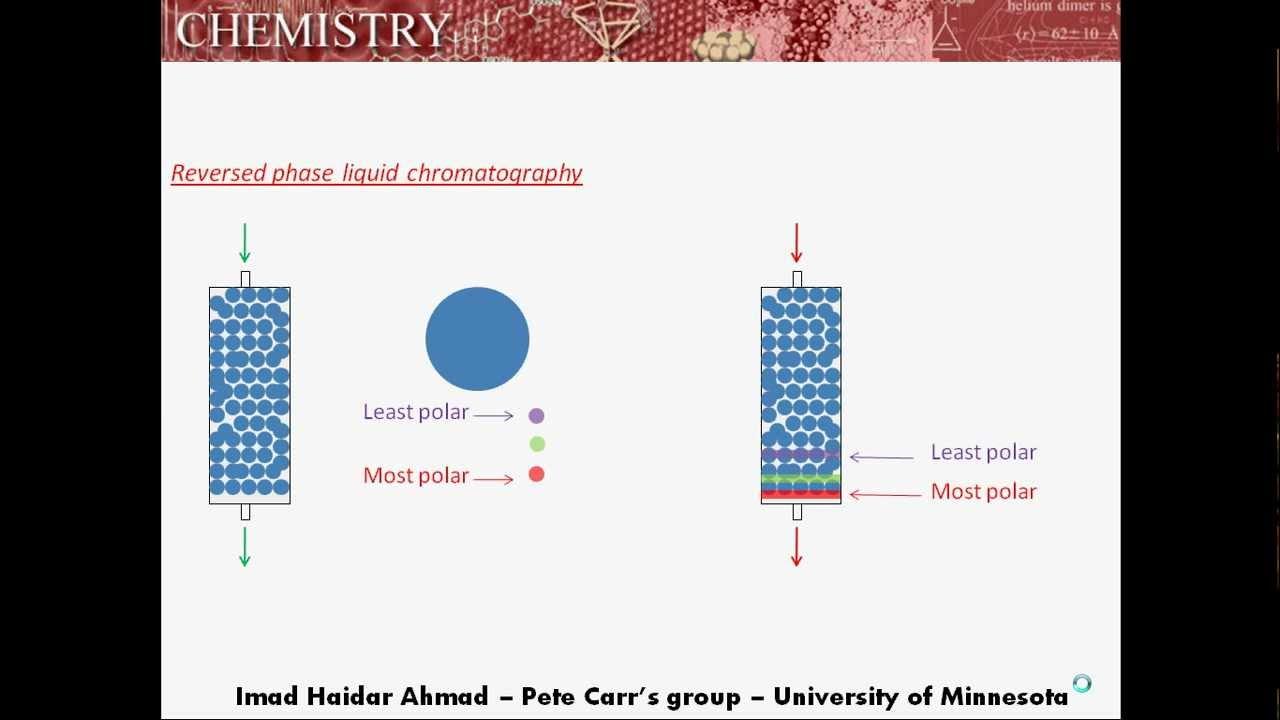 Hplc reversed phase liquid chromatography animation rplc youtube pooptronica Images