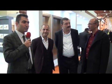 2016 Kapı Fuarı Haska, Bade, İslamoğlu Grup Röportaj