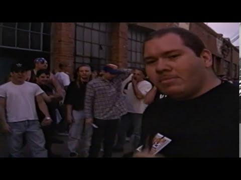 GWAR - Deep Ellum Live Dallas 1996 - Interviews with fans, Pete Lee, Oderous, Beefcake and live show