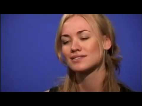 Yvonne Strahovski's Audition For Sarah Walker