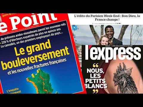 I-Média n°240 – Les médias découvrent le Grand Remplacement !