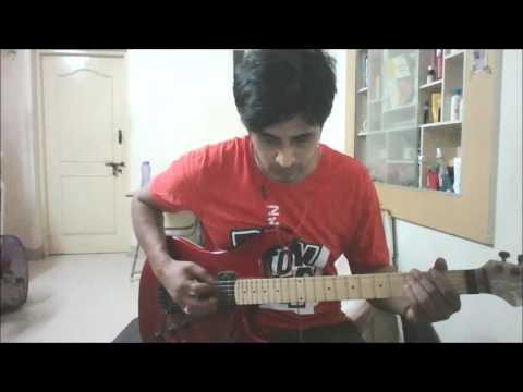 Judas Priest - 'Come and get it' Guitar cover