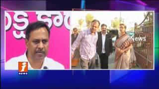 Kodandaram Unnecessary Creating Tension in Unemployment Youth   Palla Rajeshwar Reddy   iNews