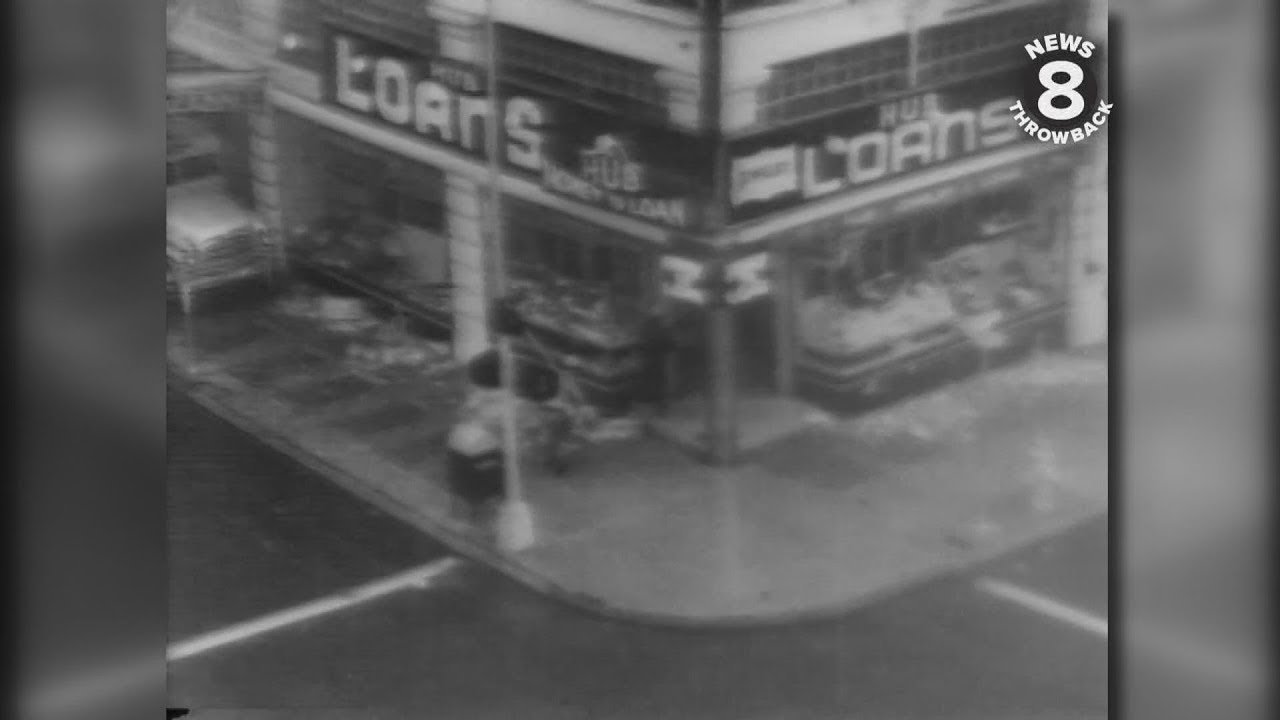 Download April 9, 1965 - The Hub Jewelry and Loan Shootout in downtown San Diego