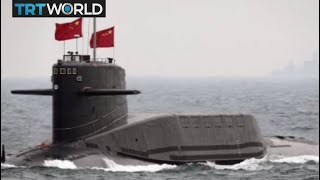 What is China's Pacific plan?