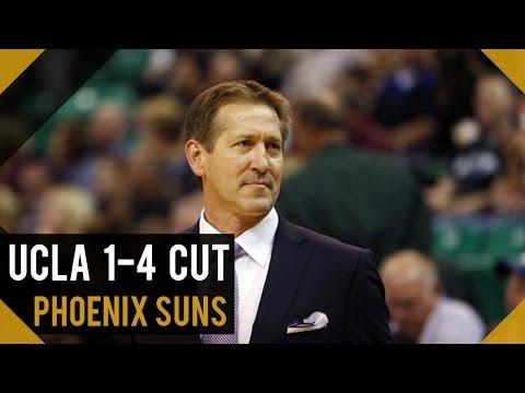 Phoenix Suns - 1-4 UCLA Cut