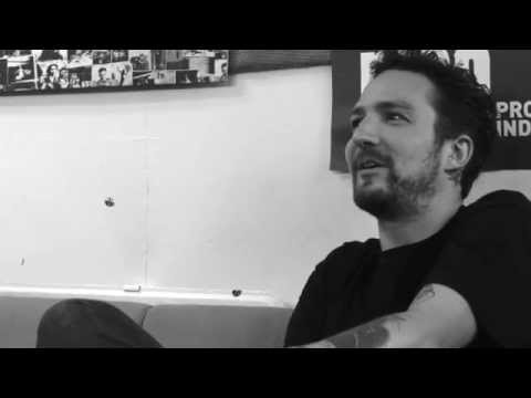 Frank Turner interview at Rise Bristol