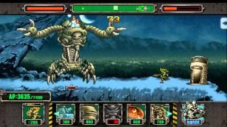 Metal slug defense. WIFI!  CRABLOPS  Deck!!!  [VS NPC]  (1.25.0 ver)