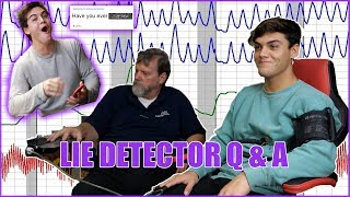 Download LIE DETECTOR Q&A Mp3 and Videos