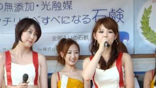 2011 S耐久岡山 ギャルオン ASレーシング 浅埜玲子 葵井美緒.