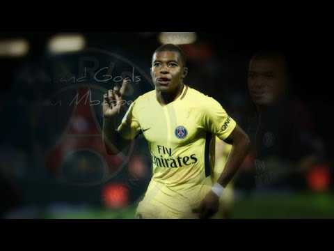 kylian Mbappe-Z ft. Fetty Wap - Nobody's Better (Muffin Remix)-Skills and Goals-2017/HD