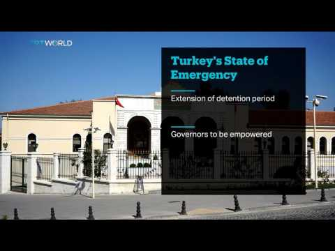 Turkish parliament approves state of emergency