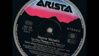 Download Dionne Warwick & Friends - That's What Friends Are For (Original Instrumental) MP3 song and Music Video