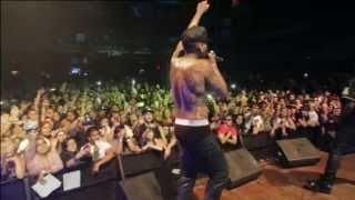 Kid Ink - My Own Lane Tour Ep. 2 (California Love)
