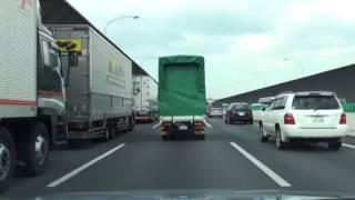 【自動車展望】大間崎から佐多岬まで走ってみました。5倍速